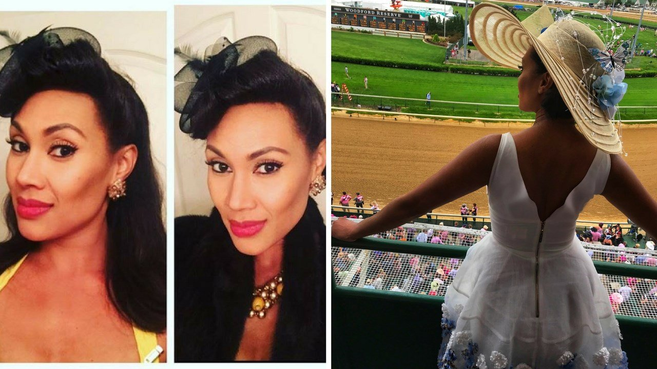 Fashion at the Derby is a must! (Source: 3TV/CBS 5 News)