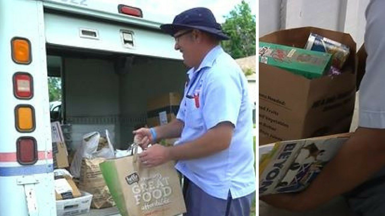 The 26th Annual Stamp Out Food Drive is this Saturday, May 12. (Source: 3TV/CBS 5 News)