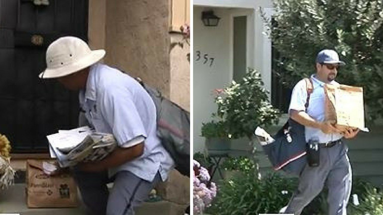 Just leave a non-perishable food donation for your letter carrier to pick up. (Source: 3TV/CBS 5 News)