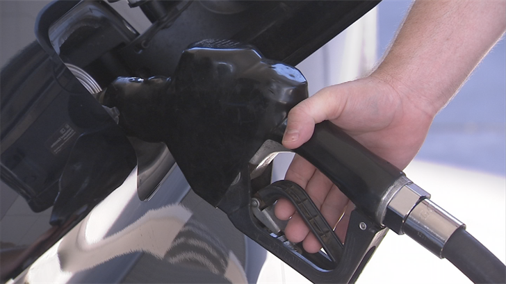 Gas prices are expected to soar. (Source: 3TV/CBS 5)