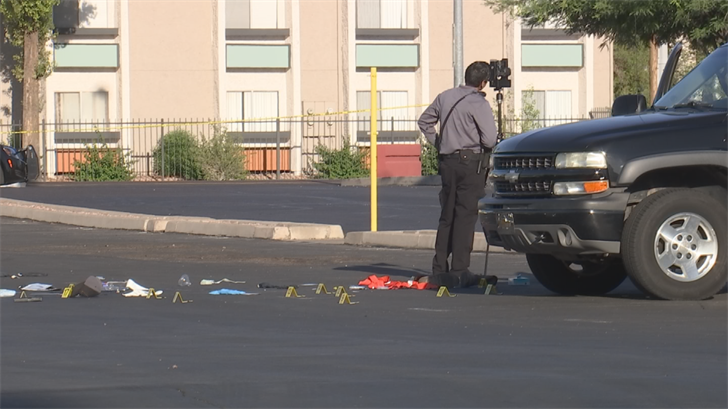 There was some sort of fight that led to the shooting. (Source: 3TV/CBS 5)