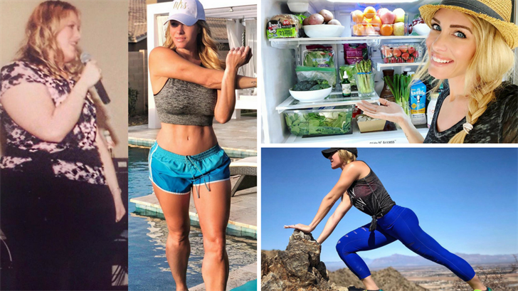 Christina Jordan is a nutritionist and weight loss expert who lost 134 pounds naturally. She owns Fit Body Weight Loss in Mesa. (Source: Fit Body Weight Loss via Instagram)