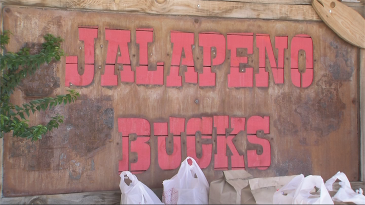 Jalapeno Bucks in Mesa (Source: 3TV/CBS 5)