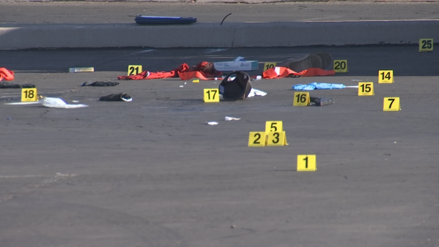 During the drug deal, police said Leon tried to rob the undercover federal agents. (Source: 3TV/CBS 5)