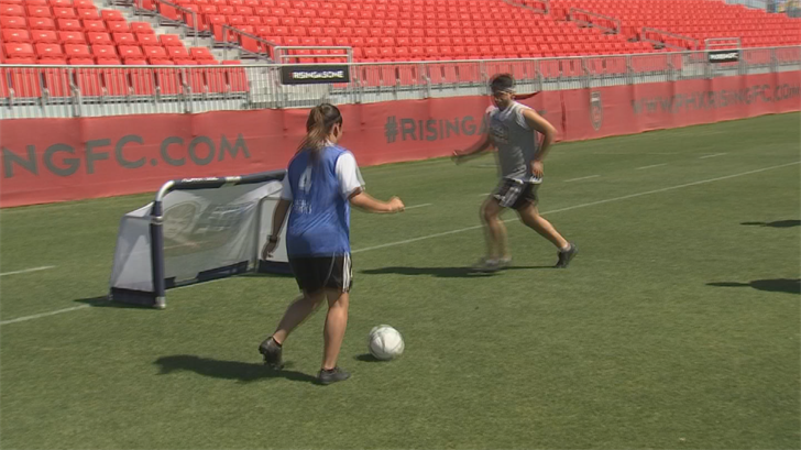 Phoenix will have a role in one of the biggest soccer tournaments in the world Saturday at Phoenix Rising Soccer FC Complex. (Source: 3TV/CBS 5)
