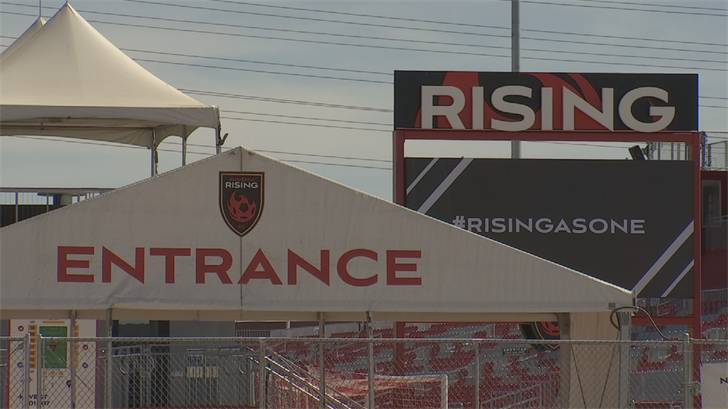 Games will be held at Phoenix Rising Soccer FC Complex on Saturday at 9 a.m. (Source: 3TV/CBS 5)