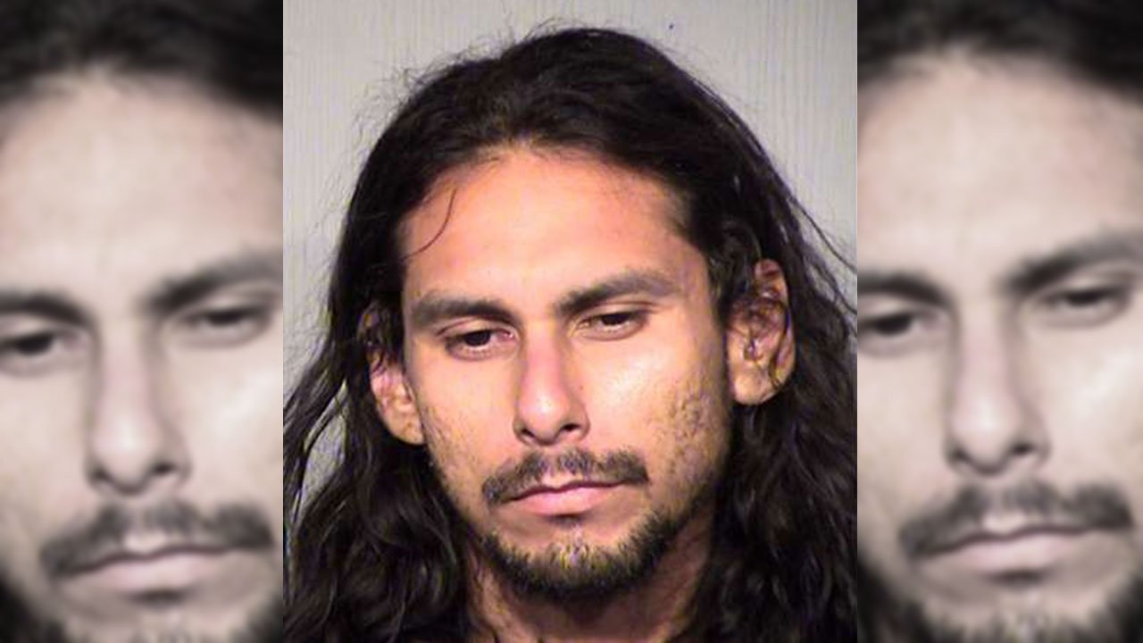 Kevin Juarez (Source: Maricopa County Sheriff's Office)