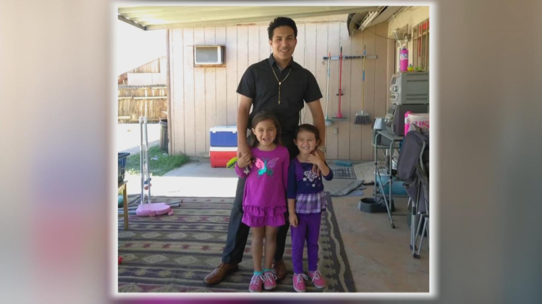 Efren Hernandez, 24, was killed at a Circle K in Phoenix. (Source: Karolyne Hernandez)