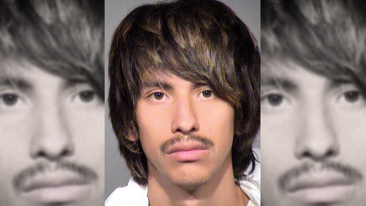 Martin Larney (Source: Maricopa County Sheriff's Office)