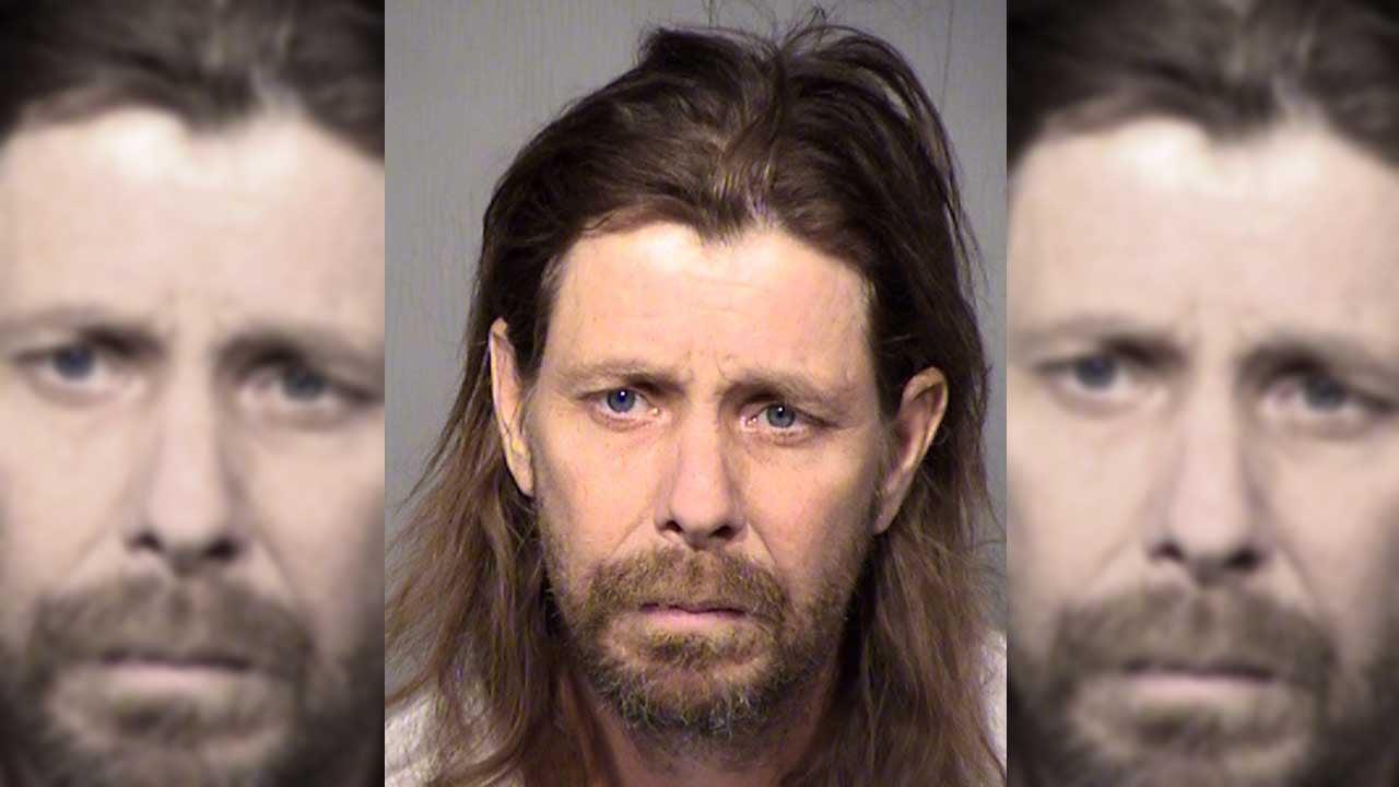 Steven Patrick Scheuer, 49 (Source: Maricopa County Sheriff's Office)