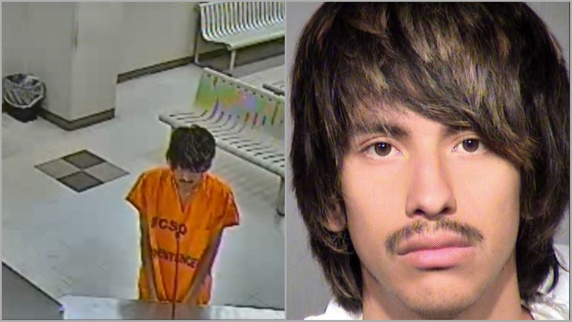 VIDEO: Mesa man charged with shooting, killing girlfriend
