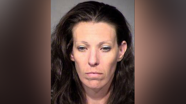 Marisa Marie Claire. (Source: Maricopa County Sheriff's Office)