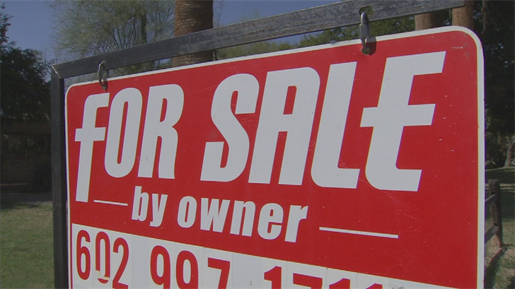 With a tight housing market, especially for starter homes, buying your first house is getting more difficult. (Source: 3TV/CBS 5)
