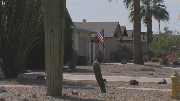 Phoenix home prices continue to outpace wages. On average, home prices in Phoenix jumped seven percent in the past year. (Source: 3TV/CBS 5)