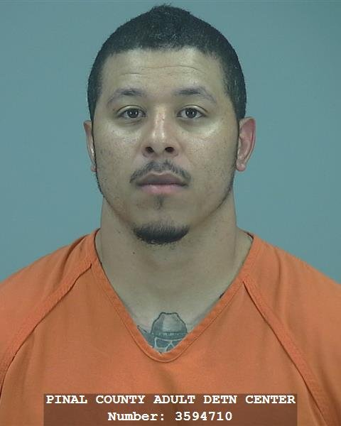 Patrick Cann (Source: Pinal County Sheriff's Office)