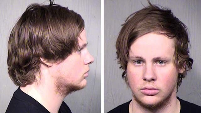 Matthew Meiner's booking photo from December 2015. (Source: 3TV/CBS 5 file photo)