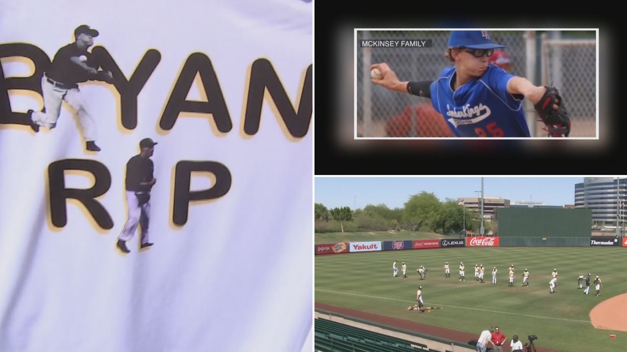 The Verrado High School baseball team played with heavy hearts in the state title game. (Source: 3TV/CBS 5)