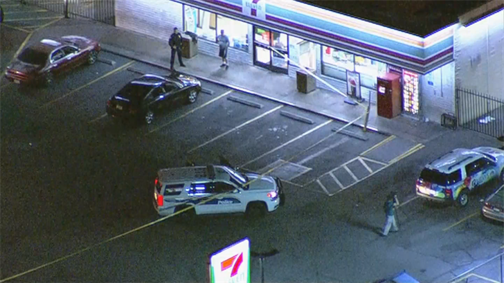 The shooting happened near 27th Avenue and Indian School Road. (Source: 3TV/CBS 5)