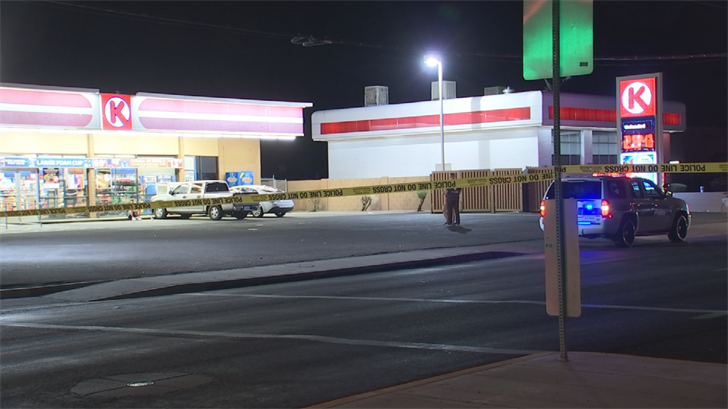 The shooting was dispatched to a Circle K near 15th Avenue and Bell Road sometime after midnight. (Source: 3TV/CBS 5)