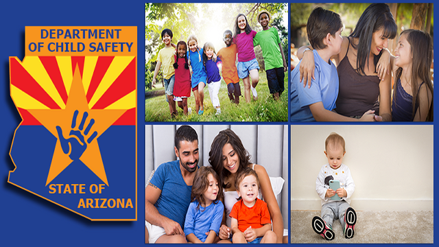 Arizona's Department of Child Safety says it has a new specialized unit to ensure child victims' voices are heard. (Source: Arizona Department of Child Safety)