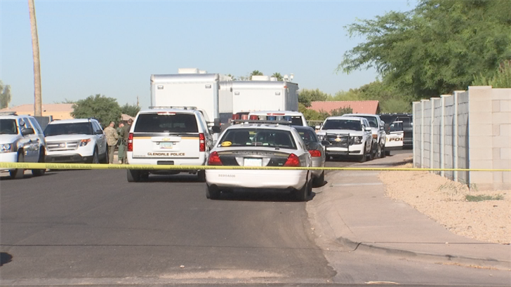 Police are still looking for other suspects. (Source: 3TV/CBS 5)