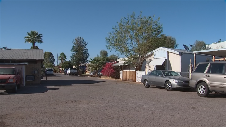 Tenants at Tempe Mobile Home Park have until July 27th to move out now that the park's owner has partnered with a developer. (Source: 3TV/CBS 5)