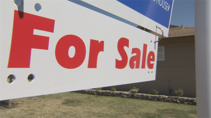 In Phoenix's current housing market, prices for homes priced below $300,000 are rising fastest because demand is high. (Source: 3TV/CBS 5)