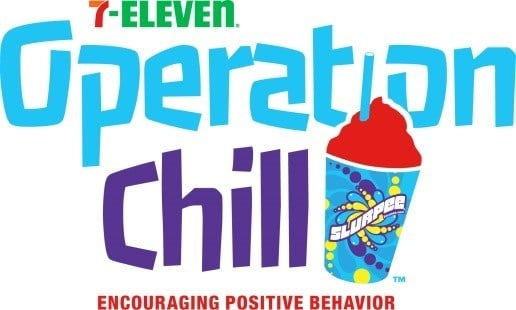 7-Eleven will issue up to 1.4 million Slurpee coupons to nearly 1,100 law enforcement agencies in Mesa during the summer months and back-to-school season. (Source: Mesa PD/7-Eleven)