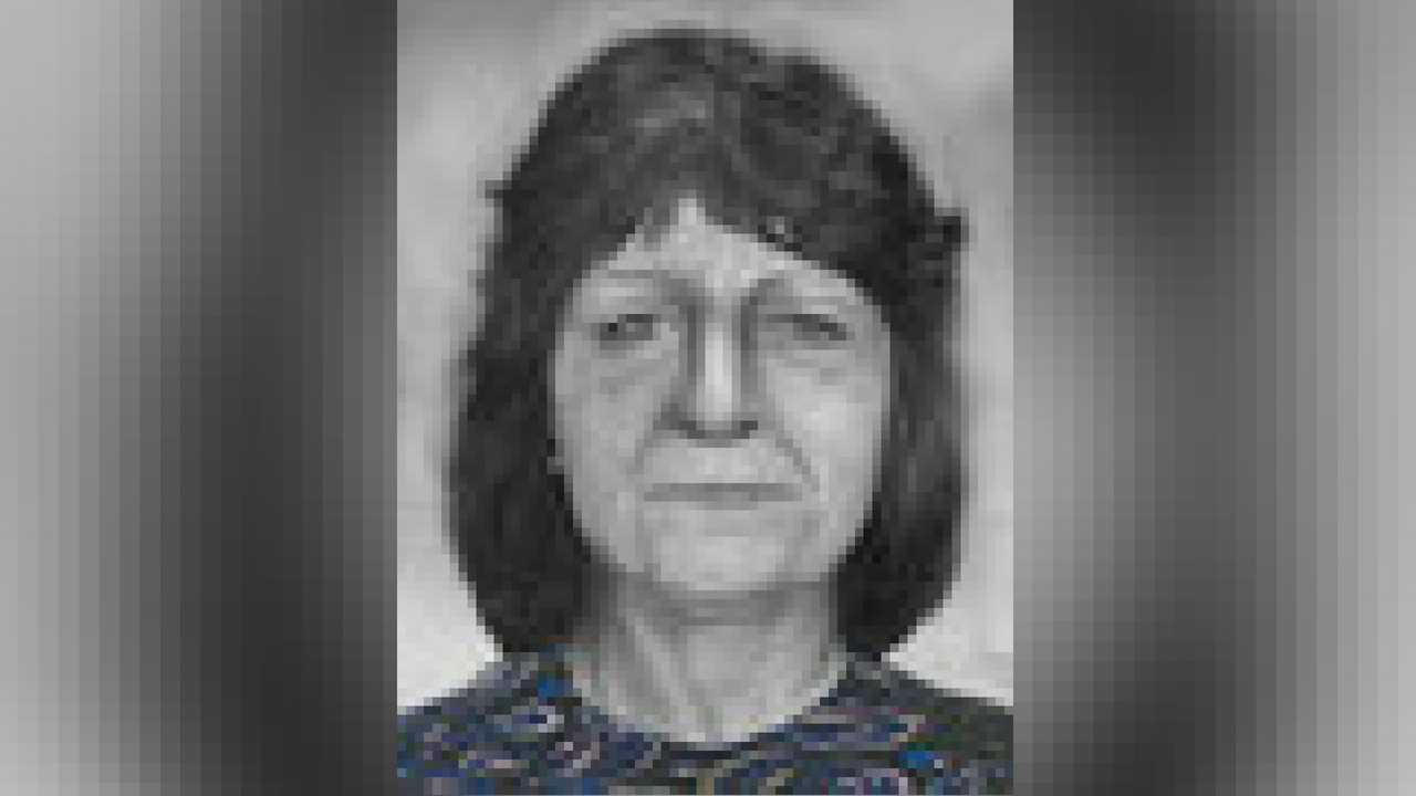 Artist's sketch of unidentified cold case victim (Source: Vernon County Sheriff's Office, Wisconsin)