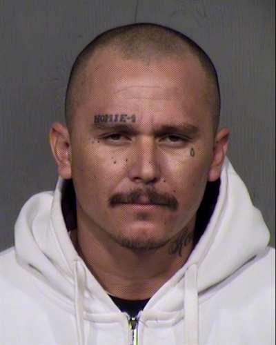 Anthony Romero. (Source: Maricopa County Sheriff's Office)