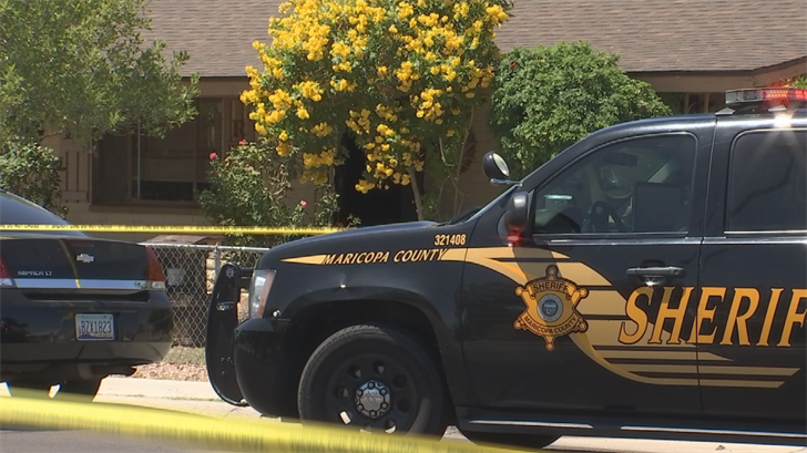The victim was shot and killed near 111th Avenue and the U.S. 60. (Source: 3TV/CBS 5)