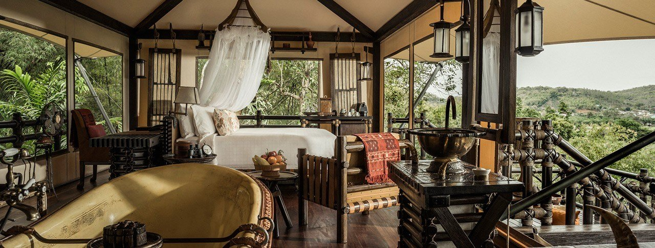 (Source: Four Seasons Tented Camp Golden Triangle)