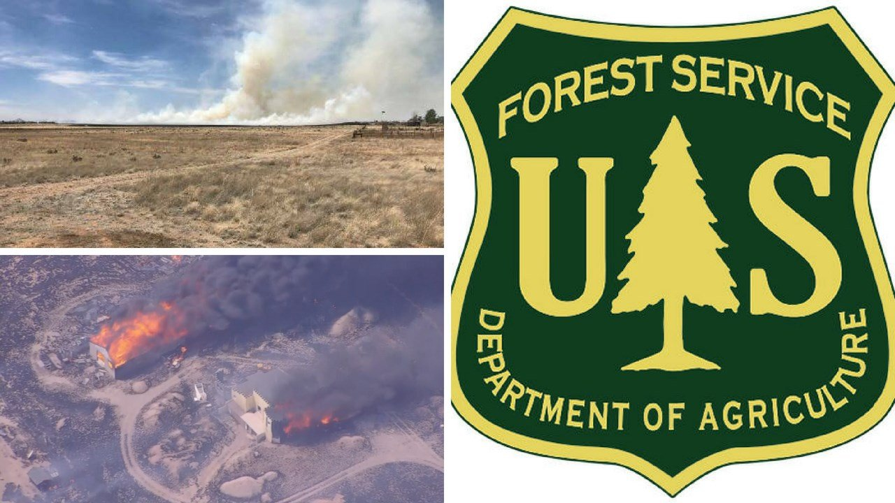 Tonto and Coconino Nat. forests have closed sections due to fire danger.