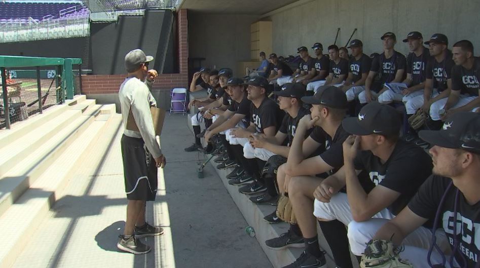 GCU Coach Andy Stankiewicz has lead the Lopes to the No. 1 seed at the WAC Tournament staring Thursday. (Source: 3TV/CBS 5)