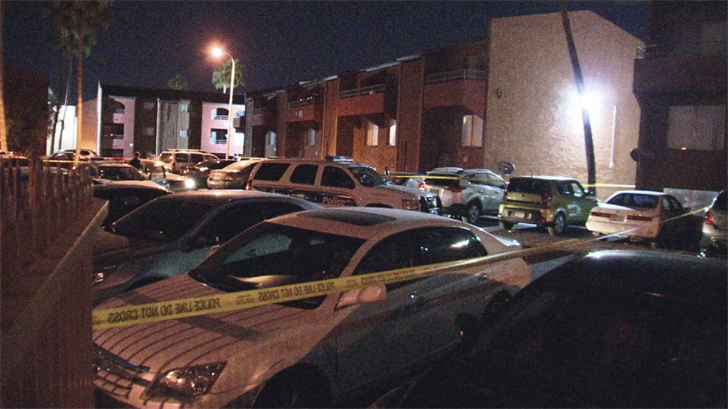 Two people were stabbed at an apartment complex near 27th Avenue and Bethany Home Road. (Source: 3TV/CBS 5)