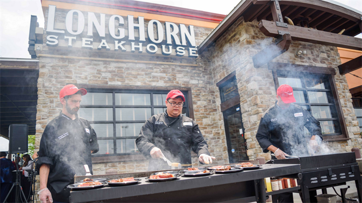 Grill Masters at Longhorn Steakhouse (Source: Longhorn Steakhouse)