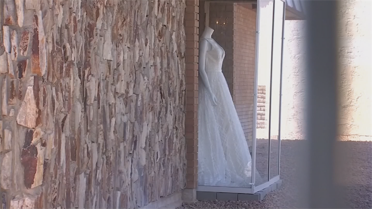 Attorney General Mark Brnovich is encouraging Pearl Bridal customers to contact his office and file a complaint if they believe they were ripped off. (Source: 3TV/CBS 5)