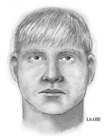 Police released this sketch of the suspect. (Source: Phoenix Police Department)