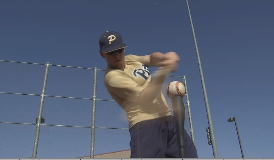 Gilbert native Austin Parent is the first first team All American baseball player in Pittsburgh-Bradford history. (Source: 3TV/CBS 5)
