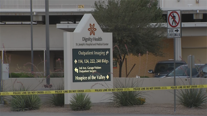 Police said the shooter was a passenger in a Toyota that was driving by. (Source: 3TV/CBS 5)