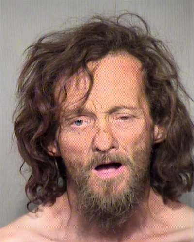 Mug shot of the alleged suspect, 38-year-old Curtis Bagley. (Source: Maricopa County Sheriff's Office)