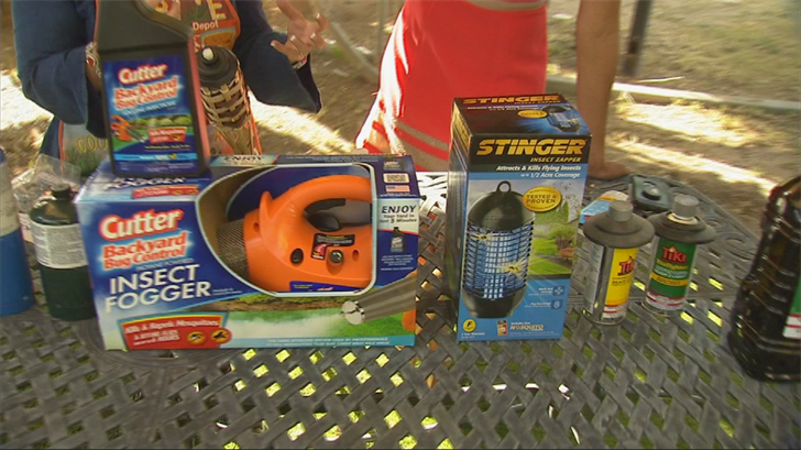 There are several ways to keep the bugs away during parties this summer. (Source: 3TV/CBS 5)