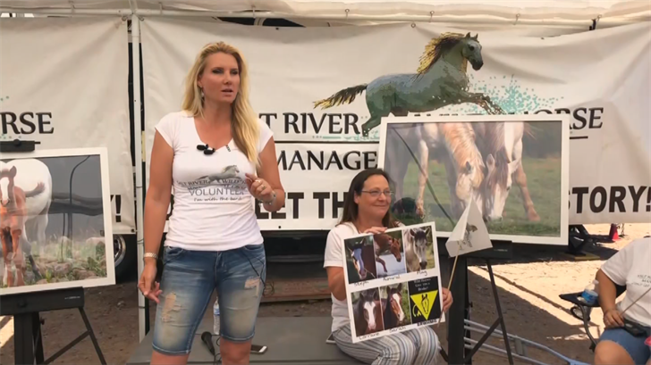 The group will continue to work for safety on the roads for both horses and people. (Source: 3TV/CBS 5)