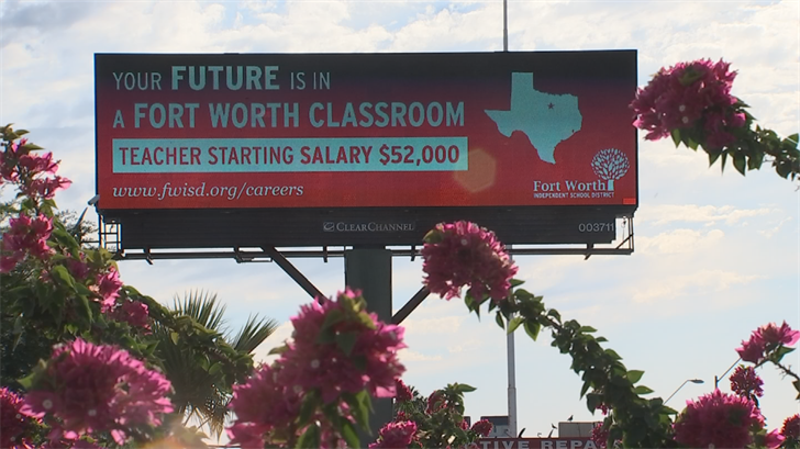 The main thing that will catch a candidate's eye is the starting salary of $52,000. (Source: 3TV/CBS 5)