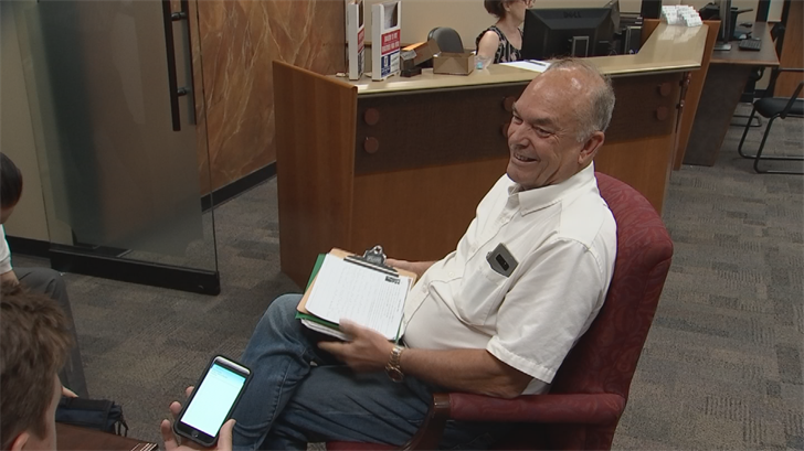 Don Shooter filed signatures to run in the state Senate primary in Legislative District 13. (Source: 3TV/CBS 5)