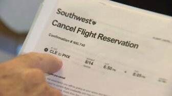A Waddell man booked a flight on a major airline, but due to circumstances beyond his control, he had to cancel one of his flights. (Source: 3TV/CBS 5)
