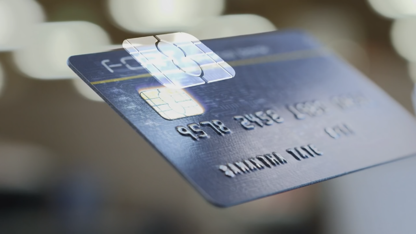 Shimming is the new skimming as scammersnow targetthe chip on your credit card. (Source: 3TV/CBS 5)