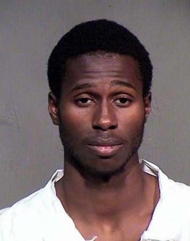 Dwandarrius Robinson, 27 (Source: Maricopa County Sheriff's Office)
