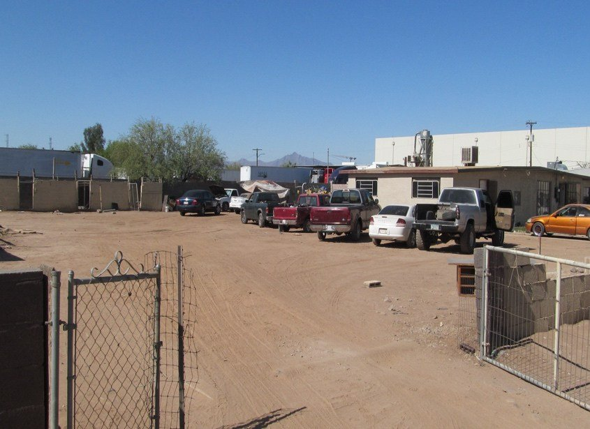 DPS didn't say where the chop shop was located. (Source: DPS)