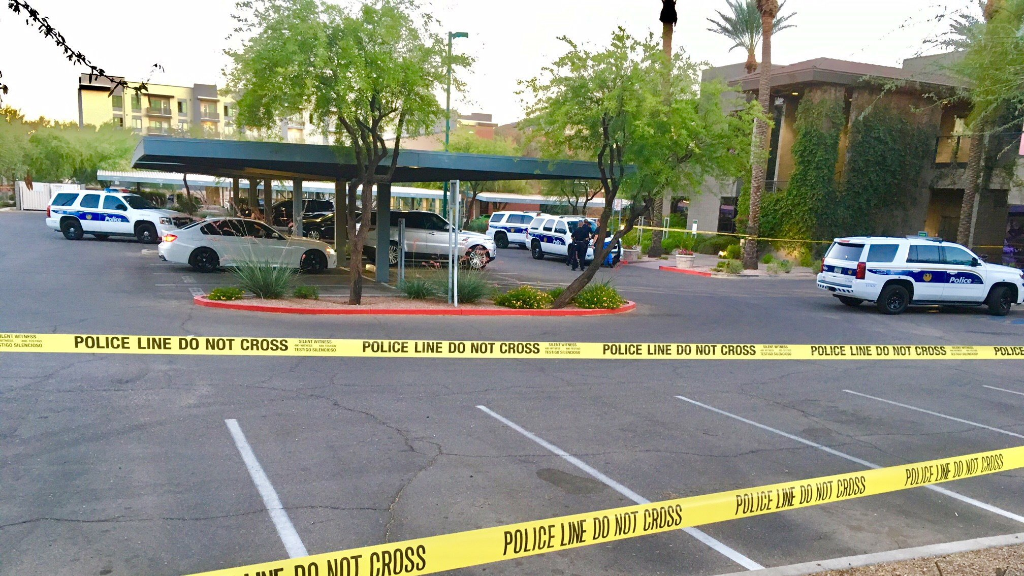 Police say suspect in four Phoenix-area slayings kills himself